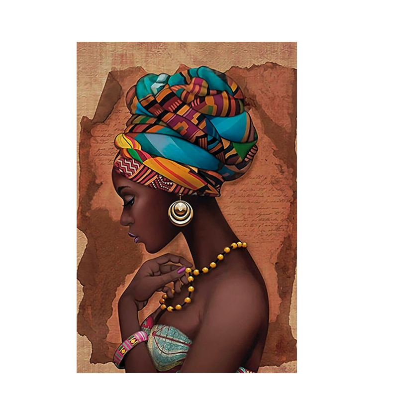 African-Art-Black-and-Nude-Woman-Oil-Painting-on-Canvas-Cuadros-Posters-and-Prints-Scandinavian-Wall-Art-Picture-for-Living-Room-4001174356066