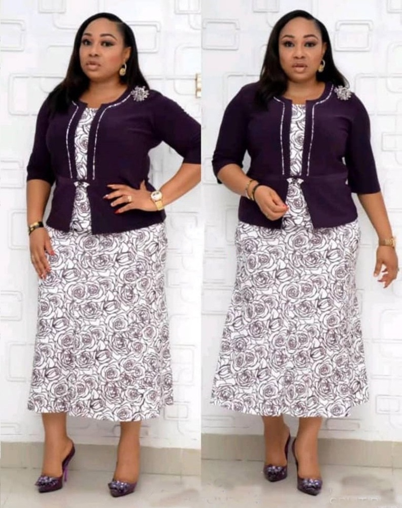 XL-5XL-Plus-Size-African-Dresses-For-Women-2020-Spring-Autumn-Elegent-Fashion-Style-African-Women-Polyester-Knee-length-Dress-4001260586078